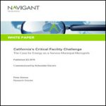 California's Critical Facility Challenge: The Case for Energy-as-a-Service Municipal Microgrids