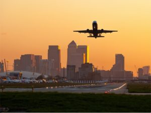 London City airport microgrid