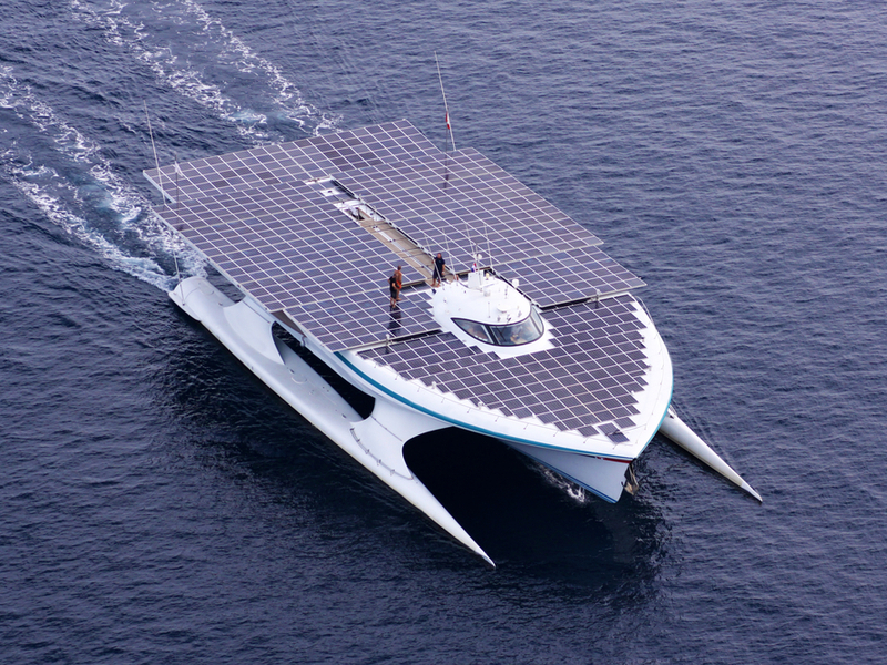 Researchers Propose Floating Microgrids Made up of Electric