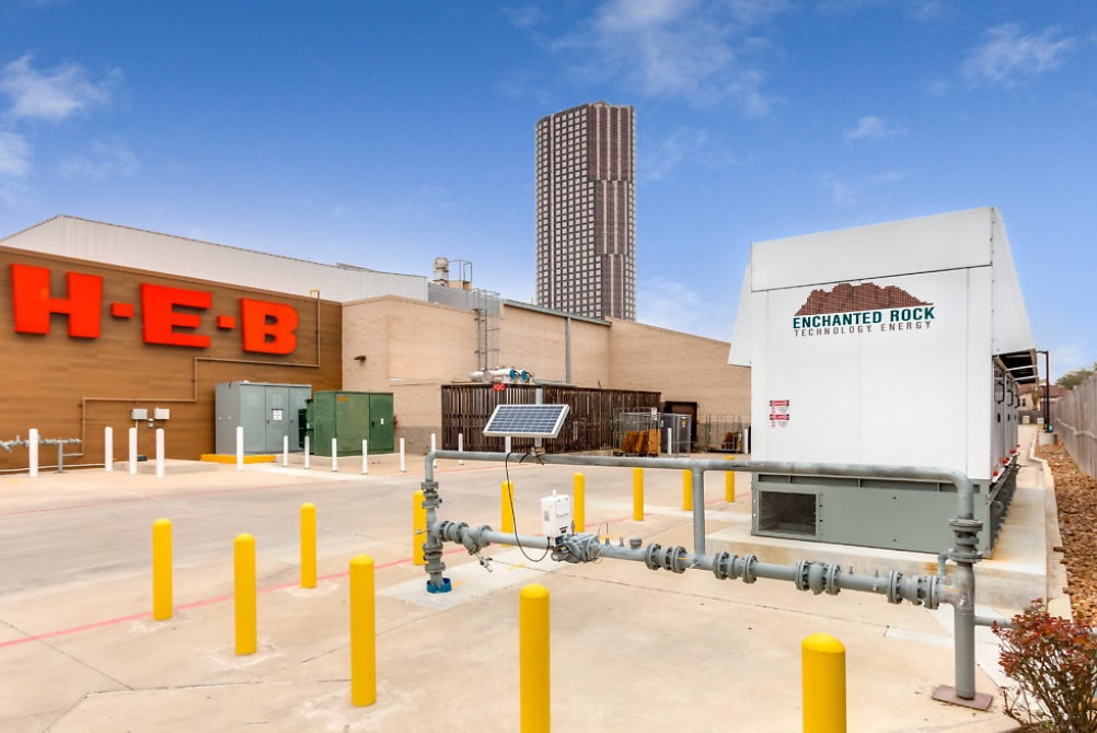 Heb Gas Prices >> H E B Microgrids Act As Community Heroes During