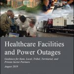 healthcare facility power outages