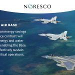 Noresco Lands 10-MW Microgrid Project for Air Force Base in Japan