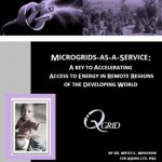 Microgrids-as-a-Service (MaaS) Solutions
