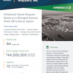 Portsmouth Naval Shipyard Microgrid Solution Provides Reliability When Off Is Not an Option
