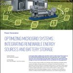 Optimizing Microgrid Systems: Integrating Renewable Energy Sources and Battery Storage