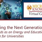 Preparing the Next Generation: Microgrids as an Energy and Educational Resource for Universities