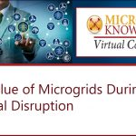 The Value of Microgrids During Societal Disruption