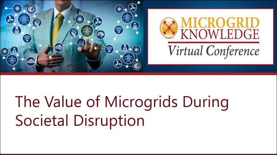 Value of Microgrids