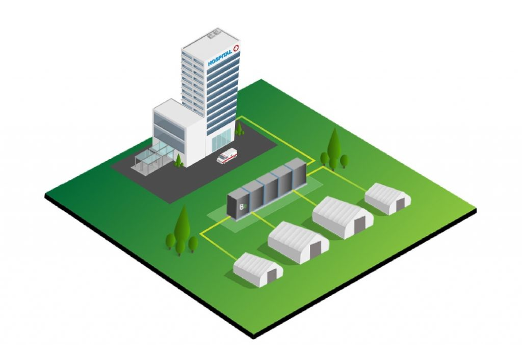 microgrids in hospitals