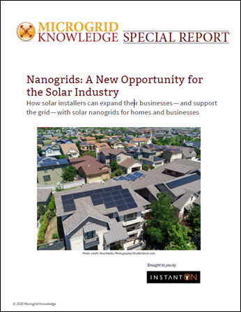 nanogrids for solar installers