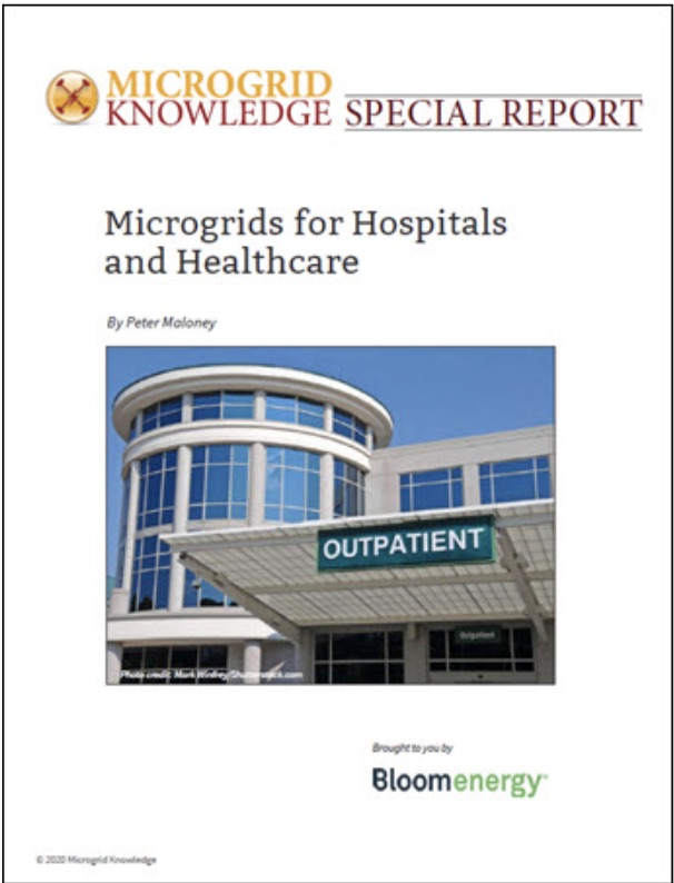 Healthcare Microgrid Business Models