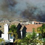 Wildfire Smoke Clouds Solar Panels in California Microgrids. Can Fuel Cells Help?
