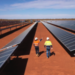 Australian Gold Mine Installs Large Renewable Microgrid