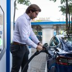 Microgrid Powered Mobility Hub Opens in Berlin, Germany