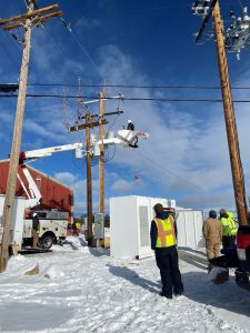 rural electric cooperative microgrids