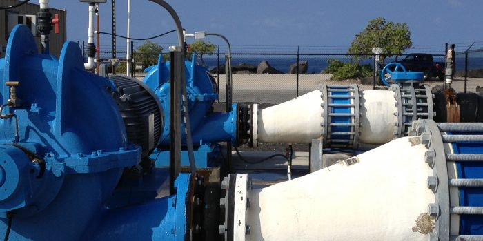 International Partners Pursue AI-Based Microgrid Research at Saltwater Pumping Facility