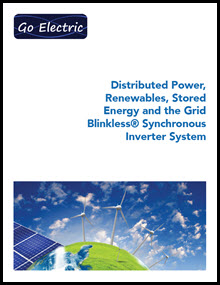 distributed power renewable microgrids