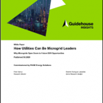 How Utilities Can Be Microgrid Leaders