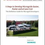 5 Steps to Develop Microgrids Easier, Faster and at Less Cost