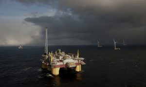 offshore wind to power microgrids