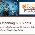Disaster Planning & Business: How Microgrids Help Commercial & Industrial Operations Improve Customer Service in a Crisis