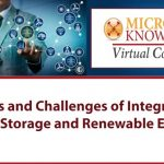 Benefits and Challenges of Integrating Energy Storage and Renewable Energy