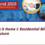 Bringing it Home 1: Residential Microgrids of the Future