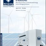 Natural Gas Power Generation: Bridging Fossil Fuels and Renewables