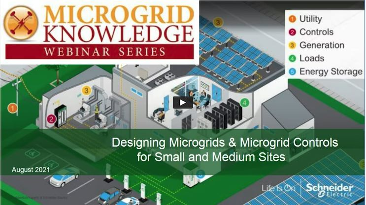 Packaged Microgrids