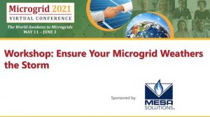 resilient microgrid